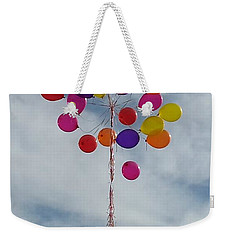 No Boundaries Weekender Tote Bag