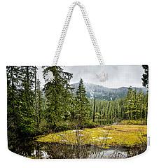 No Man's Land Weekender Tote Bag