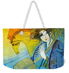 No One Can Stop My Dream Horses... Weekender Tote Bag
