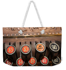 No Sale Weekender Tote Bag