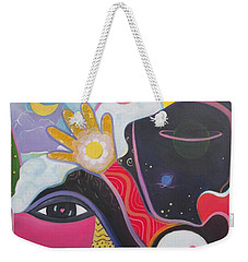 No Small Dream Weekender Tote Bag
