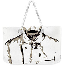 No Soup For You Weekender Tote Bag