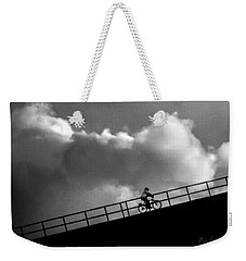 No Turning Back Weekender Tote Bag