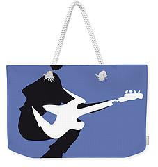 No058 My The Police Minimal Music Poster Weekender Tote Bag