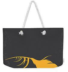 No110 My Birds Movie Poster Weekender Tote Bag
