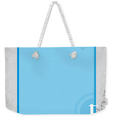 No137 My La Piscine Minimal Movie Poster Weekender Tote Bag