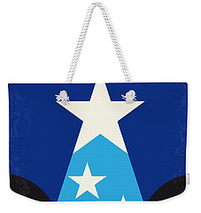 No242 My Fantasia Minimal Movie Poster Weekender Tote Bag