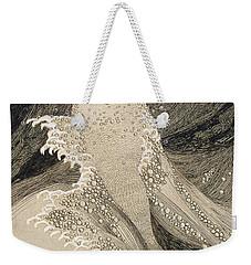 The Mermaid Weekender Tote Bag by Sidney Herbert Sime