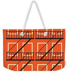 No387 My West Side Story Minimal Movie Poster Weekender Tote Bag