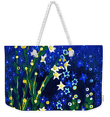 Nocturne Weekender Tote Bag by Holly Carmichael