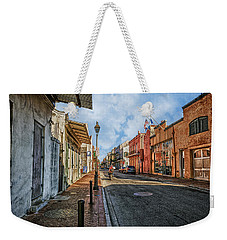 Nola French Quarter Weekender Tote Bag by Sennie Pierson