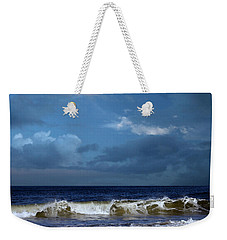 Nor'easter Blowin' In Weekender Tote Bag
