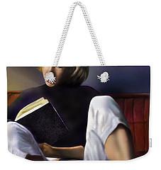 Norma Jeane Baker Weekender Tote Bag