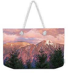 North Bend Washington Sunset 2 Weekender Tote Bag