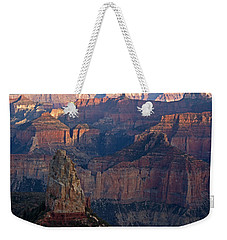 North Rim Sunset Weekender Tote Bag