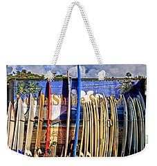 North Shore Surf Shop Weekender Tote Bag