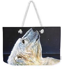 North Star Weekender Tote Bag