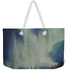 Northern Angel Bird Weekender Tote Bag