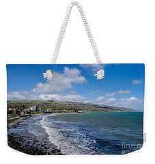 Northern Ireland Coast Weekender Tote Bag