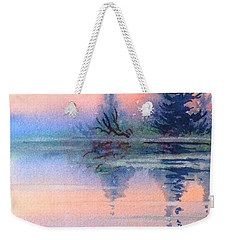Northern Isle Weekender Tote Bag