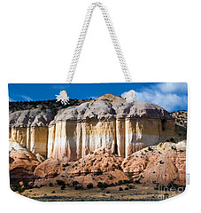 Northern New Mexico Weekender Tote Bag by Roselynne Broussard