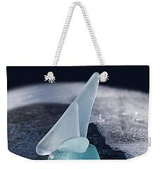Northwest Passage Weekender Tote Bag by Barbara McMahon