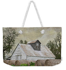 Weekender Tote Bag featuring the photograph Nortonville Kansas by Liane Wright