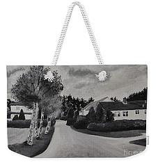 Norwegian Street Weekender Tote Bag