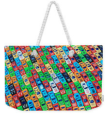 Nose To Tail Weekender Tote Bag