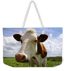 Nosy Cow Weekender Tote Bag