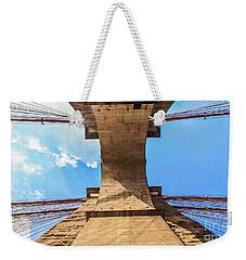 Nothin But Blue Skies Brooklyn Weekender Tote Bag