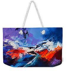 Nothing Else Matters Weekender Tote Bag