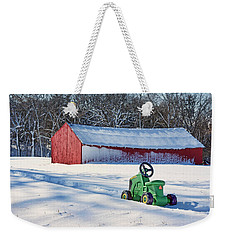 Nothing Runs Like A Deere #1 Weekender Tote Bag