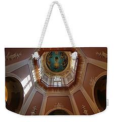 Notre Dame Ceiling Weekender Tote Bag by Dan Sproul