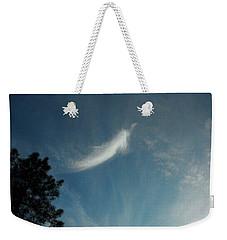 First Angel Appearance Weekender Tote Bag