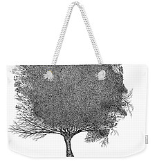 November 2011 Weekender Tote Bag