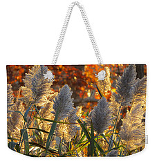 November Lights Weekender Tote Bag
