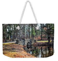 November Reflections Weekender Tote Bag