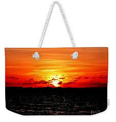 November Sky Weekender Tote Bag