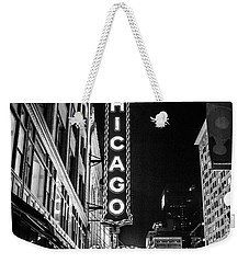 Now Playing... Weekender Tote Bag by Melinda Ledsome