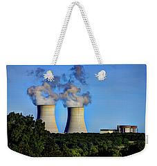 Nuclear Hdr1 Weekender Tote Bag