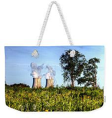 Nuclear Hdr4 Weekender Tote Bag