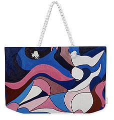 Nude1 Weekender Tote Bag