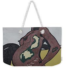 Nude10 Weekender Tote Bag