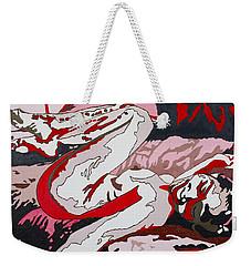 Nude2 Weekender Tote Bag