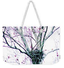 Nursery Weekender Tote Bag by Lizi Beard-Ward