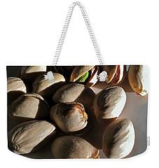 Nuts Weekender Tote Bag by Bill Owen