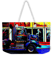 Nyc Christie S Weekender Tote Bag