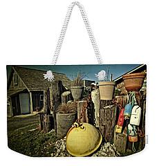 Nye Beach Buoys Weekender Tote Bag by Thom Zehrfeld