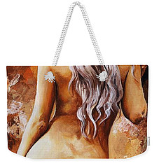 Nymph 02 Weekender Tote Bag by Emerico Imre Toth